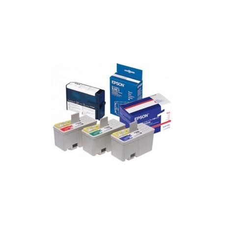 Epson cartouche bleue TMJ7100