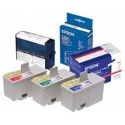 Epson cartouche bleue TMJ2100