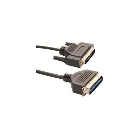 Câble parallèle pour imprimantes, 1,8 m