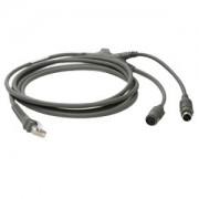 Câble PS2 Zebra LS2208 DS6707