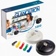 Cable Wedge Glancetron 1300 Blanc