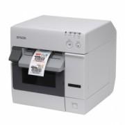 Epson Rouleau d'étiquettes Revêtement mat 82x203.2mm