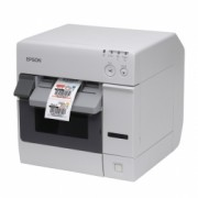 Epson Rouleau d'étiquettes Papier Normal 76x127mm