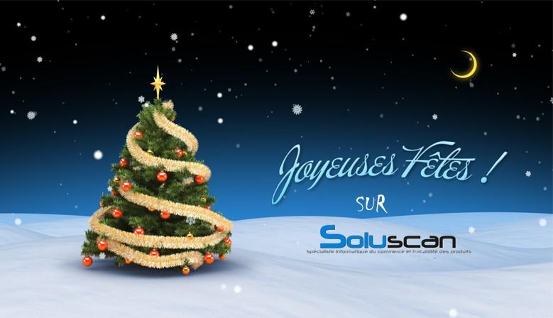 Joyeuses fêtes sur Soluscan
