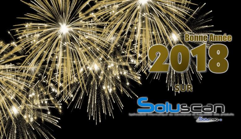 Bonne année 2018 Sur Soluscan