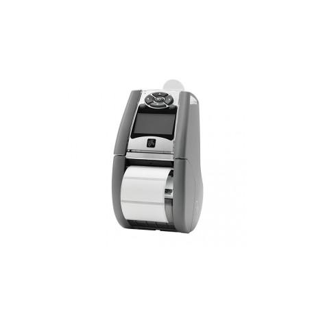 Zebra QLn220 Healthcare, USB, RS232, BT, WiFi, 8 pts/mm (203 dpi), écran, HTR, EPL, ZPL, CPCL