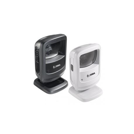 Fixation mur et bureau blanc Zebra DS9208