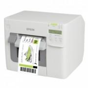 Epson Rouleau d'étiquettes Papier Normal Brillant 76x127mm
