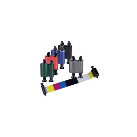 Ruban Monochrome Evolis Noir 1000 cartes