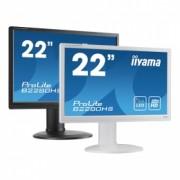 Bras de Pneumatique deux écrans Iiyama ProLite